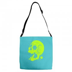Toxic Scream Adjustable Strap Totes | Artistshot