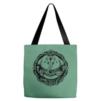 Ganesh Trunks Tote Bags Designed By Specstore