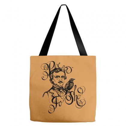Poe Tattoo Tote Bags Designed By Specstore