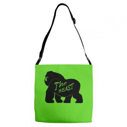 Gorilla The Beast Adjustable Strap Totes Designed By Specstore