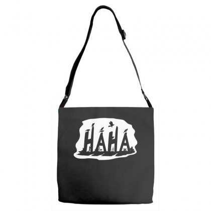 Haha The Harris Hawk Adjustable Strap Totes Designed By Specstore
