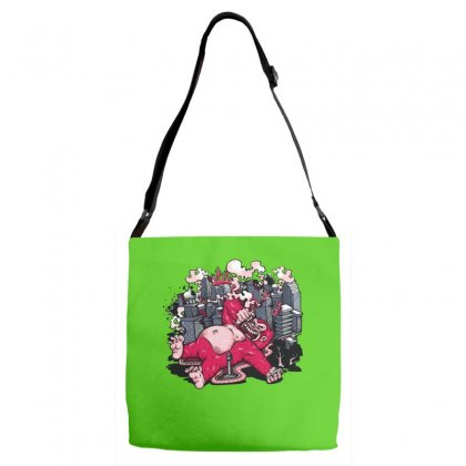 King Of Kong Adjustable Strap Totes Designed By Specstore
