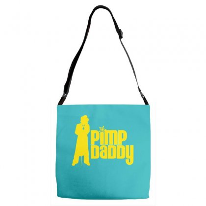 Pimp Daddy Adjustable Strap Totes Designed By Specstore