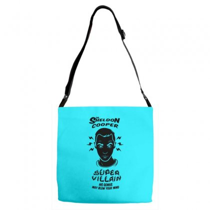 Super Villain Adjustable Strap Totes Designed By Specstore