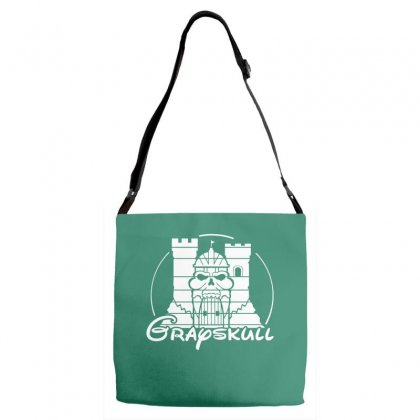 The Coolest Castle In The Universe Adjustable Strap Totes Designed By Specstore