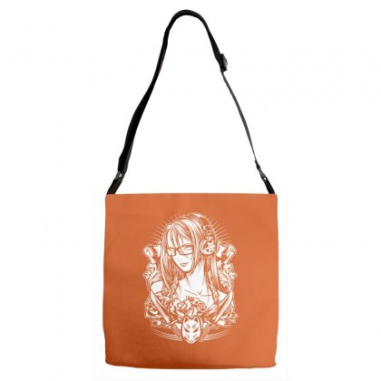 Tone Of Death Adjustable Strap Totes Designed By Specstore