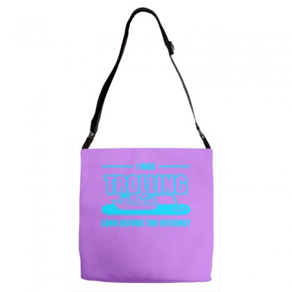 Trolling Before The Internet Adjustable Strap Totes Designed By Specstore