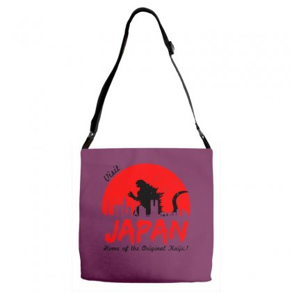Visit Japan Adjustable Strap Totes Designed By Specstore