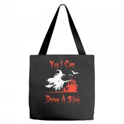 yes i can drive a stick Tote Bags | Artistshot