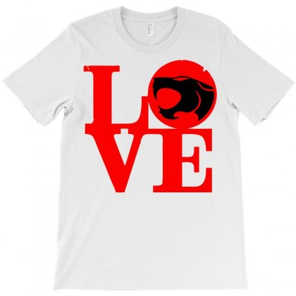 Love Thundercats T-shirt Designed By Sbm052017