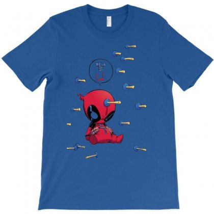 Deadpool 2 T-shirt Designed By Iyong