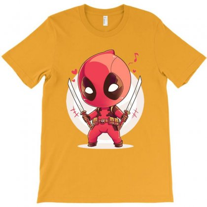 Dedpool T-shirt Designed By Iyong