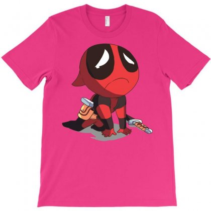 Deadpool T-shirt Designed By Iyong