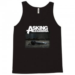 asking alexandria stand up and scream metalcore parkway drive Tank Top | Artistshot