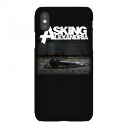 asking alexandria stand up and scream metalcore parkway drive iPhoneX Case | Artistshot