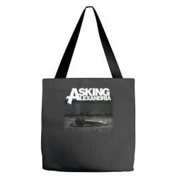 asking alexandria stand up and scream metalcore parkway drive Tote Bags | Artistshot