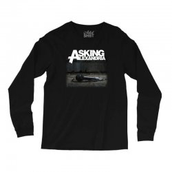asking alexandria stand up and scream metalcore parkway drive Long Sleeve Shirts | Artistshot