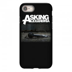 asking alexandria stand up and scream metalcore parkway drive iPhone 8 Case | Artistshot