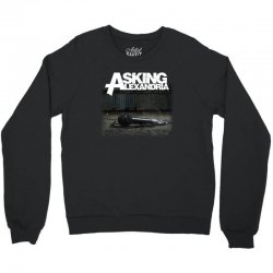 asking alexandria stand up and scream metalcore parkway drive Crewneck Sweatshirt | Artistshot