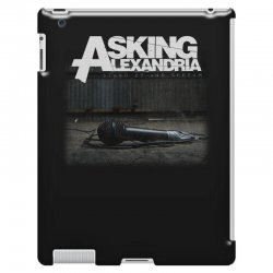 asking alexandria stand up and scream metalcore parkway drive iPad 3 and 4 Case | Artistshot