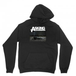 asking alexandria stand up and scream metalcore parkway drive Unisex Hoodie | Artistshot