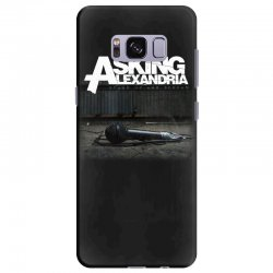 asking alexandria stand up and scream metalcore parkway drive Samsung Galaxy S8 Plus Case | Artistshot