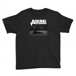 asking alexandria stand up and scream metalcore parkway drive Youth Tee | Artistshot