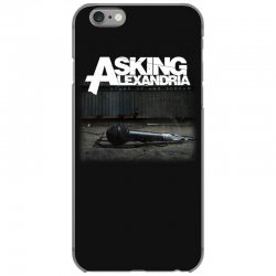 asking alexandria stand up and scream metalcore parkway drive iPhone 6/6s Case | Artistshot