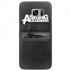 asking alexandria stand up and scream metalcore parkway drive Samsung Galaxy S7 Edge Case | Artistshot
