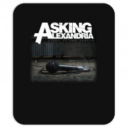 asking alexandria stand up and scream metalcore parkway drive Mousepad | Artistshot