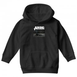 asking alexandria stand up and scream metalcore parkway drive Youth Hoodie | Artistshot