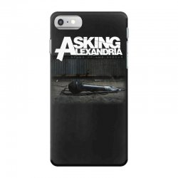 asking alexandria stand up and scream metalcore parkway drive iPhone 7 Case | Artistshot