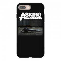 asking alexandria stand up and scream metalcore parkway drive iPhone 8 Plus Case | Artistshot