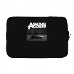 asking alexandria stand up and scream metalcore parkway drive Laptop sleeve | Artistshot