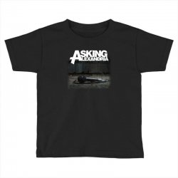 asking alexandria stand up and scream metalcore parkway drive Toddler T-shirt | Artistshot