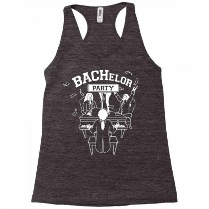 Bachelor Party Racerback Tank Designed By Iamar25