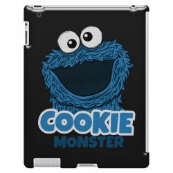 Cookie Monster iPad 3 and 4 Case | Artistshot