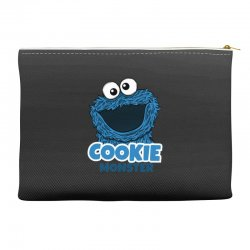 Cookie Monster Accessory Pouches | Artistshot