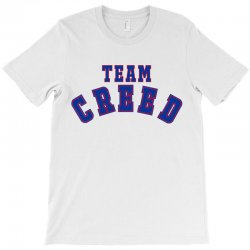Team Creed T-Shirt | Artistshot