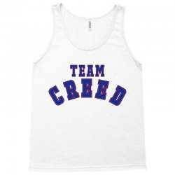 Team Creed Tank Top | Artistshot