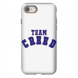 Team Creed iPhone 8 Case | Artistshot