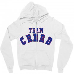 Team Creed Zipper Hoodie | Artistshot