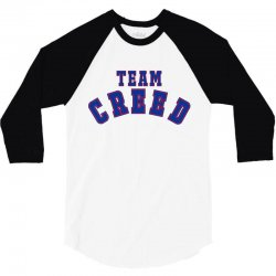 Team Creed 3/4 Sleeve Shirt | Artistshot