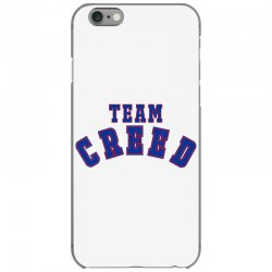 Team Creed iPhone 6/6s Case | Artistshot