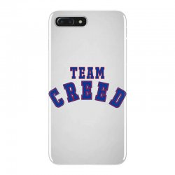Team Creed iPhone 7 Plus Case | Artistshot