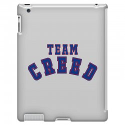Team Creed iPad 3 and 4 Case | Artistshot