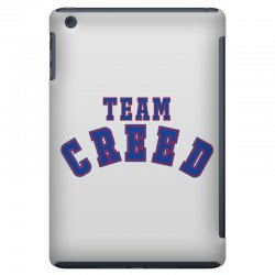 Team Creed iPad Mini Case | Artistshot