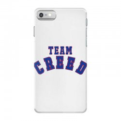 Team Creed iPhone 7 Case | Artistshot