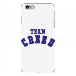 Team Creed iPhone 6 Plus/6s Plus Case | Artistshot