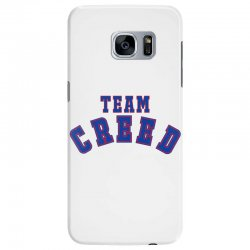 Team Creed Samsung Galaxy S7 Edge Case | Artistshot